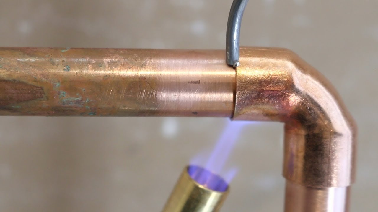 How To Solder Copper Pipe In A Wall Complete Guide Got2learn
