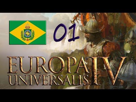 Europa Universalis IV - Brasil - Guerras e rápida expansão #1