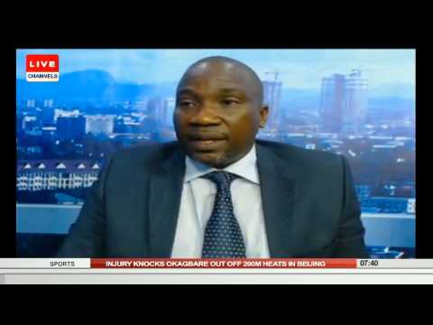 Over 95% Of EFCC Offshore Seizures Never Make It To Nigeria --Whistle Blower - 27/08/15 Pt1