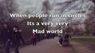 Mad World cover- Christygirl1993