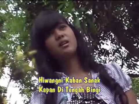 Ditinggal Kakhindu - #Septi_Angraeni (Official Music Lyric) Dangdut Lampung