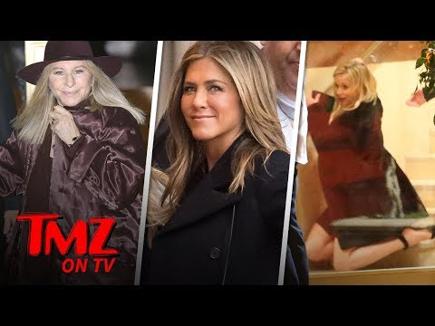 Jennifer Aniston's 50th Birthday Party Included Brad Pitt | TMZ TV