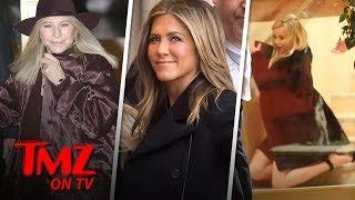 Jennifer Aniston's 50th Birthday Party Included Brad Pitt | TMZ TV