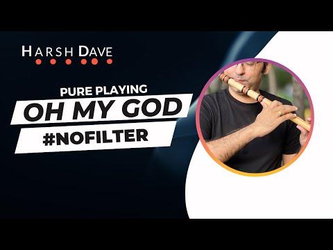 Oh My God Krishna theme - Flute by harsh dave