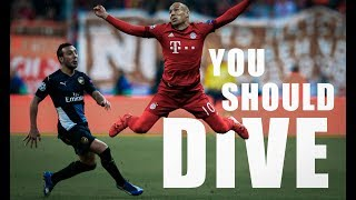 Soccer Players SHOULD Dive