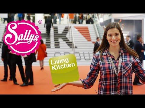 Living Kitchen Messe | Küchen Trends | Innovationen | Neuheiten | besuch mich am Sonntag live!