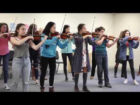 Preucil School of Music - Little Village Studio Visit