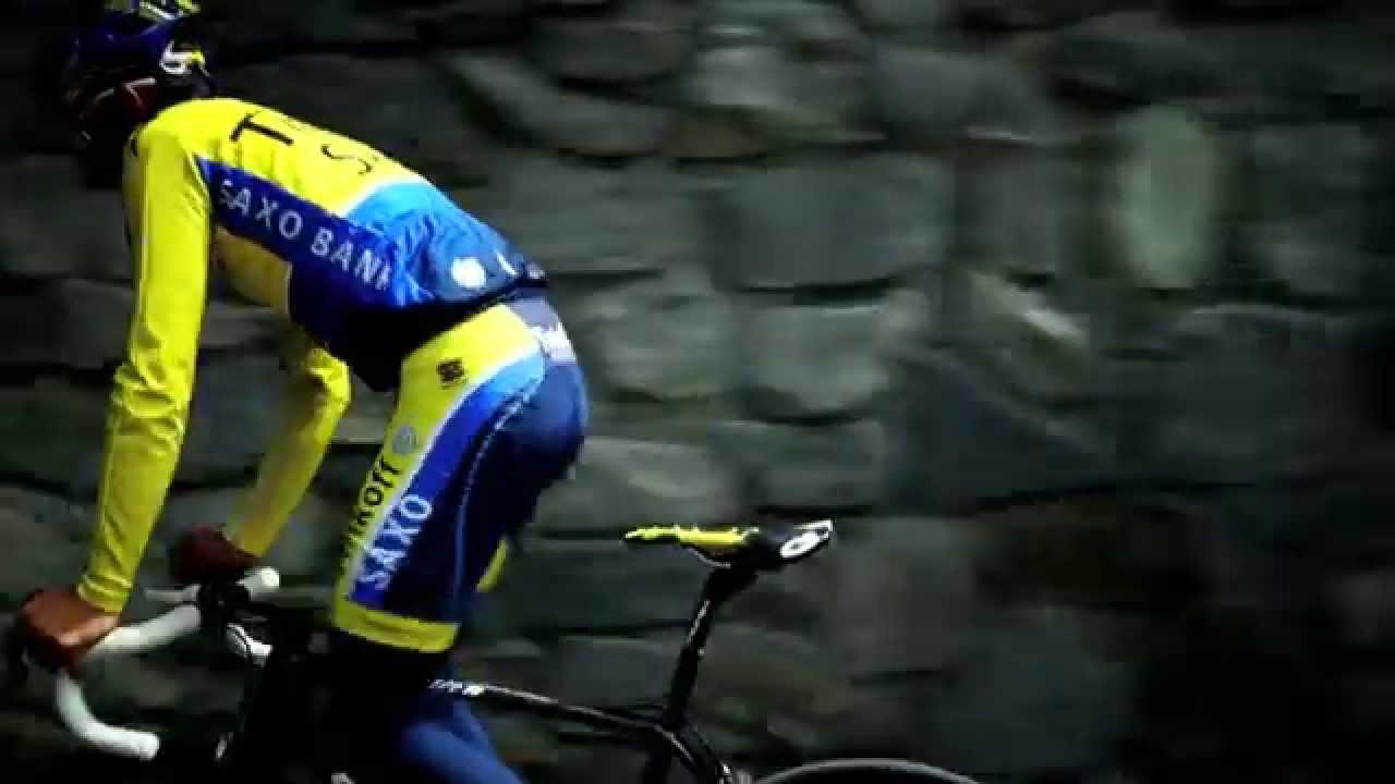 99a453bbd Alberto Contador - Tinkoff-Saxo - Road to Paris 2014 - Made by Saxo Bank -  YouTube
