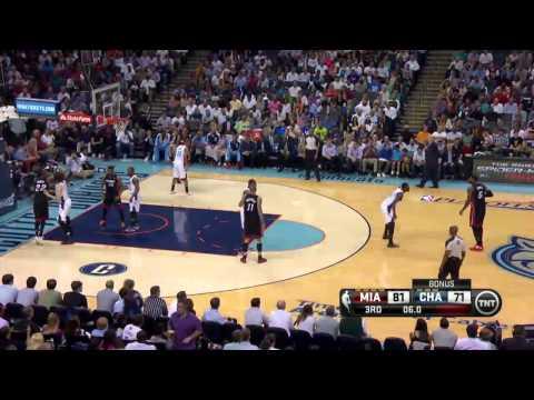 Miami Heat vs Charlotte Bobcats Game 4   April 28, 2014   NBA Playoffs 2014