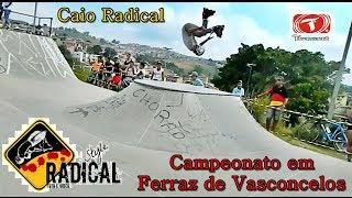 Caio Radical Atleta Traxart Campeonato em Ferraz de Vasconcelos