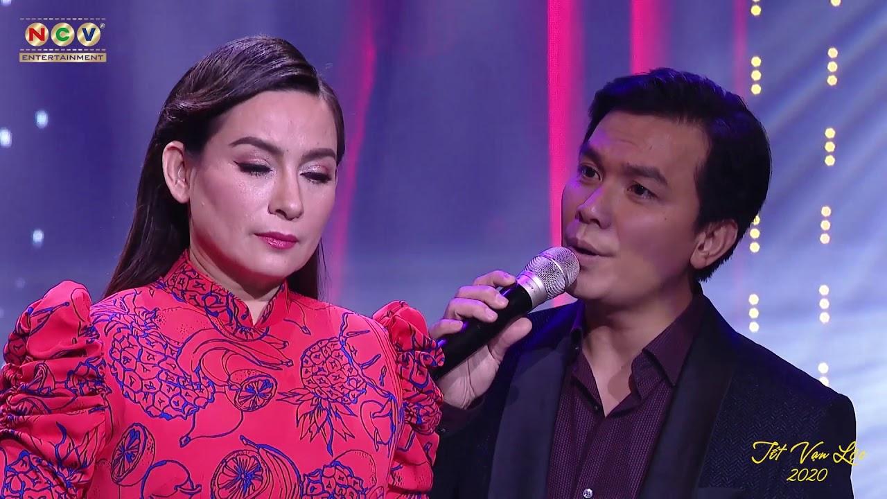 Giọt Lệ Sầu - Phi Nhung, Mạnh Quỳnh | Tết Vạn Lộc 2020 - YouTube