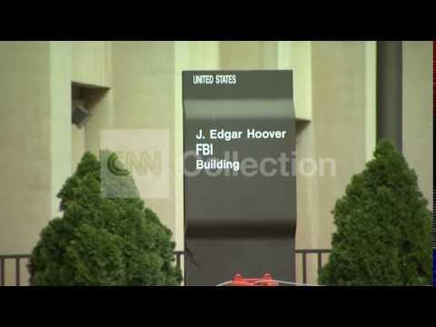 FBI HQ EXTERIOR