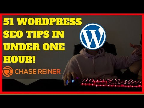 51 WordPress SEO Tips In Under an Hour!