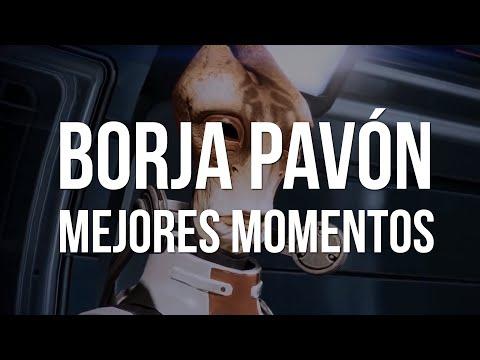 Borja Pavón - MEJORES MOMENTOS en Eurogamer