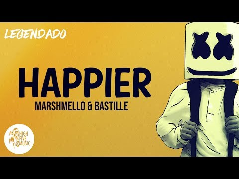 Marshmello - Happier TraduçãoLegendado ft Bastille