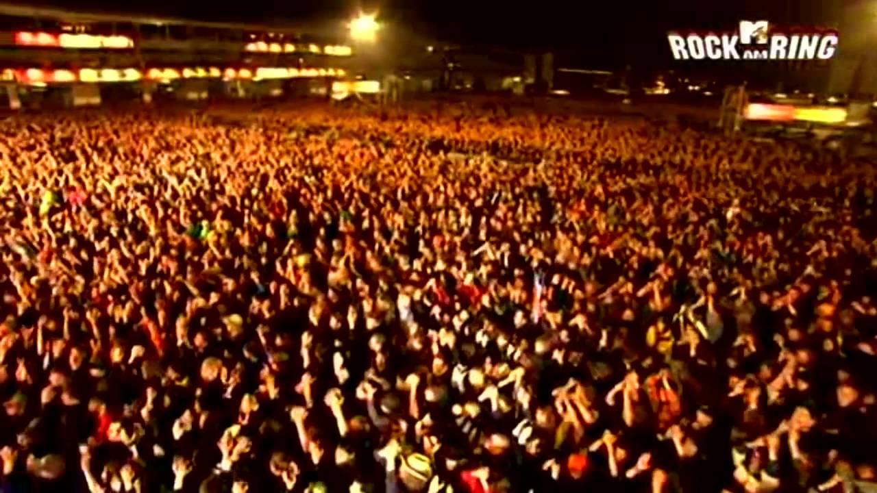 Slipknot Rock Am Ring 2009 Full Show