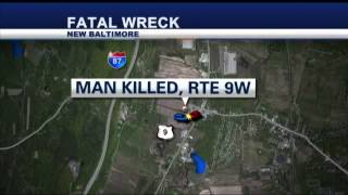 Fatal accident in New Baltimore