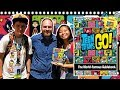 Teen Titans Go! The World-Famous Guide Book | Author Interview | DC Kids