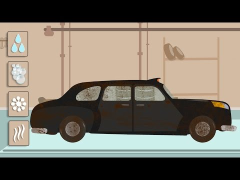 Umi  Uzi | London taxi | car wash