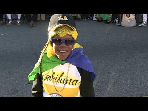 Belizean Garifuna day celebration Nov.19th.2017- MELLOWVISION