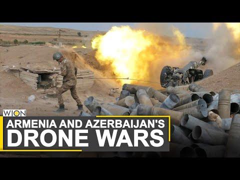 Drone Play Big Role In Fight Between Armenia \u0026 Azerbaijan In Nagorno-Karabakh   Drone Wars