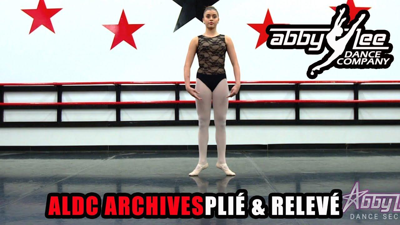 ABBY LEE DANCE SECRETS : PLIÉ & RELEVÉ