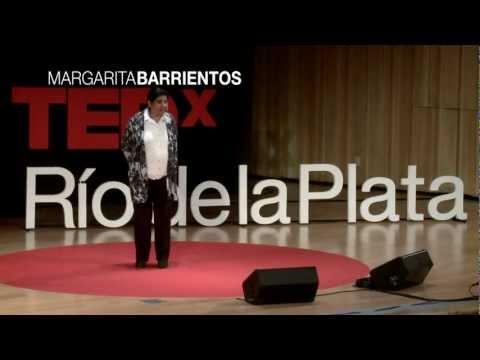 Quién es Dios para mí? | Margarita Barrientos | TEDxRiodelaPlata