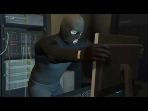 GTA 5 #66  The Bureau Raid (Roof Entry) (by super gamers)