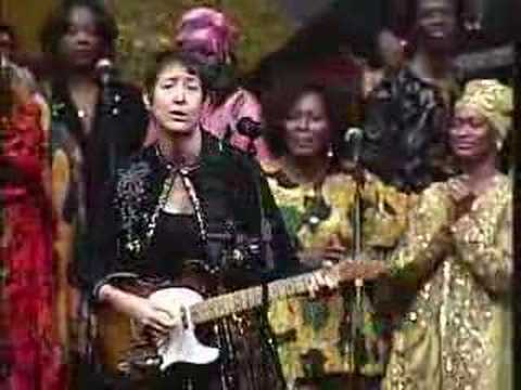 Michelle Shocked - Yes God Is Real - Michelleshocked.com