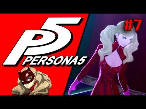 PERSONA 5 - Ann's Awakening! #7