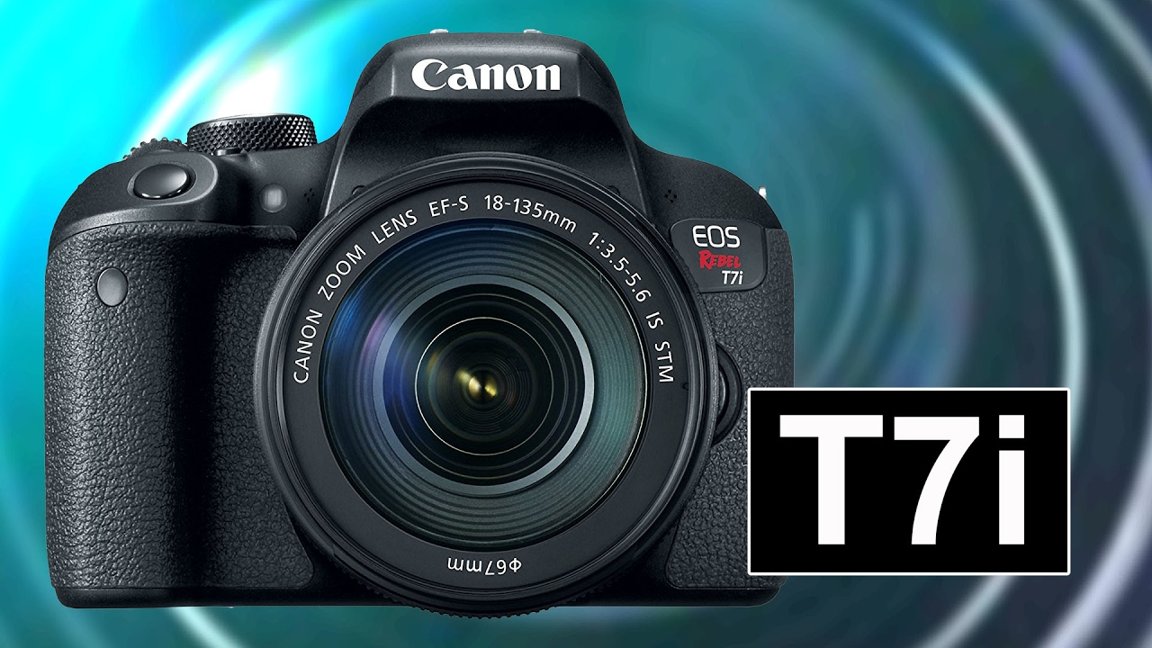 Canon T7i - ONE BIG Reason to Buy the T7i (PLUS 4 More) - Canon EOS 800D