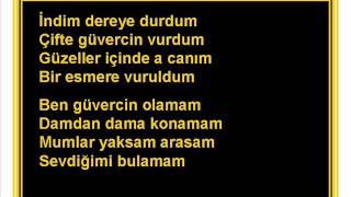 İndim Dereye Durdum Eskişehir Türküsü Türk Halk Müziği Korosu