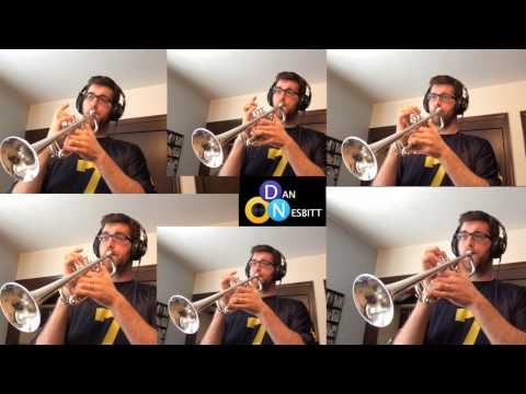 Fox NFL Theme  Trumpet Multitrack