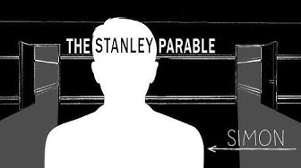 The Stanley Parable mit Simon
