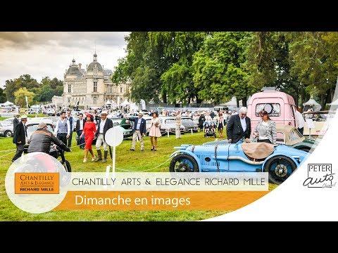 Chantilly Arts et Elegance Richard Mille 2016 - Concours d'Elegance