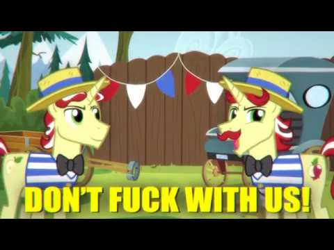 Flim Flam Baltimare Commercial (PONIES The Anthology VI Short)