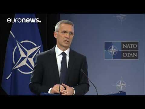Türkei Streit NATO Generalsekretär fordert Mäßigung