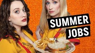 Summer Jobs That Sucked! (Throwback)