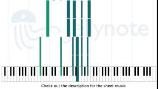 The Great Gig in the Sky - Pink Floyd [Piano Sheet Music]