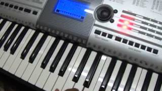 Play in Keyboard - Tamil - Kaadhal Oviyam - Putham Pudhu Kaalai Song