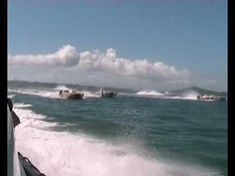 Maraetai 100 Offshore Powerboat Race, New Zealand