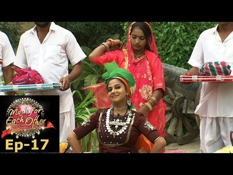 Made for Each Other I S2 EP-17 I First task in Royal Rajasthan  l I Mazhavil Manorama