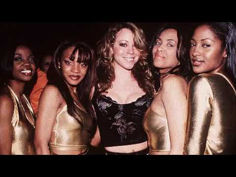 Mariah Carey AMAZING unheard background vocals In  All Cried out (Allure)