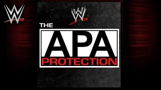 "WWE: ""Protection"" (The APA) Theme Song + AE (Arena Effect)"