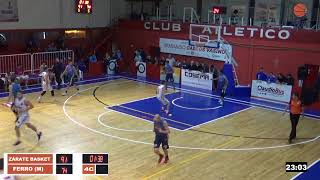 TFB: Zarate Basket vs. Ferrocarril Patagonico de Pto. Madryn