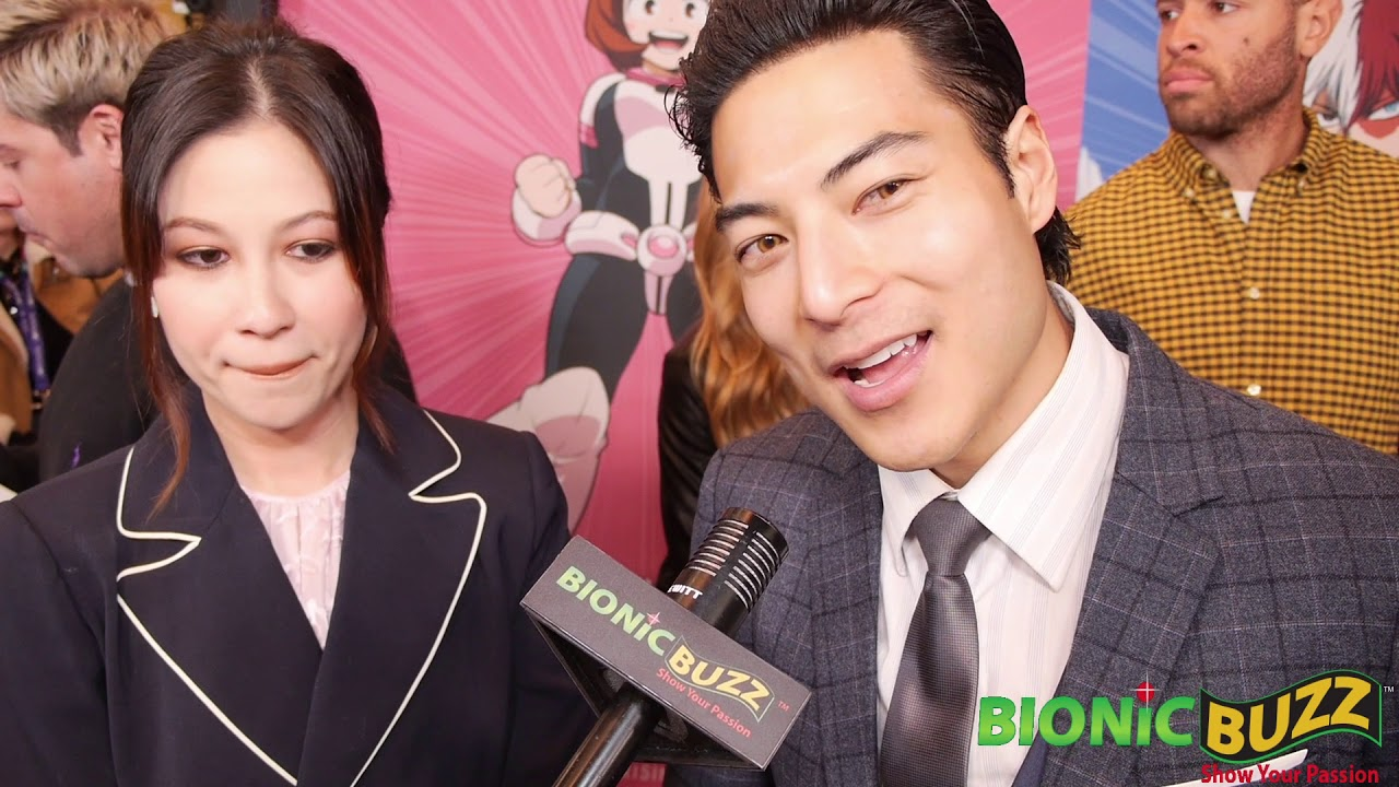 Chase Tang Bianca Stam Interview At My Hero Academia Heroes Rising La Premiere Youtube United states đã tham gia 29 th03, 2015. chase tang bianca stam interview at my hero academia heroes rising la premiere