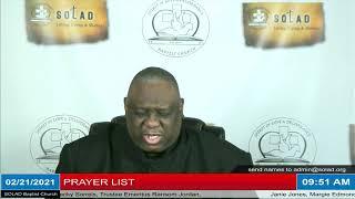Rev. Dr. Raymond C. Bell: Prep…