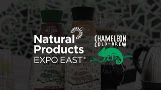 Expo East 2019: Chameleon Cold Brew CPO Talks Sustainability, Shelf-Stable Line