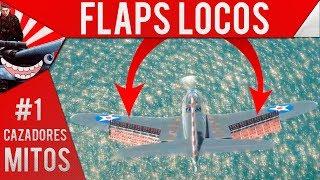 ¡LOS FLAPS LOCOS! - WAR THUNDER - CAZADORES DE MITOS #1