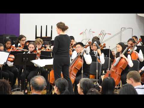 Forest Incantations: Boulan Park Middle School Spring Orchestra Concert 2018
